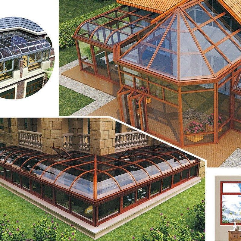 如何辨别玻璃阳光房的玻璃