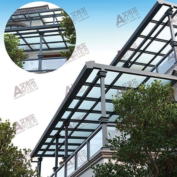 玻璃雨棚系列 - X3