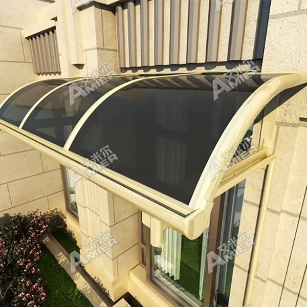 铝合金窗棚 - L型
