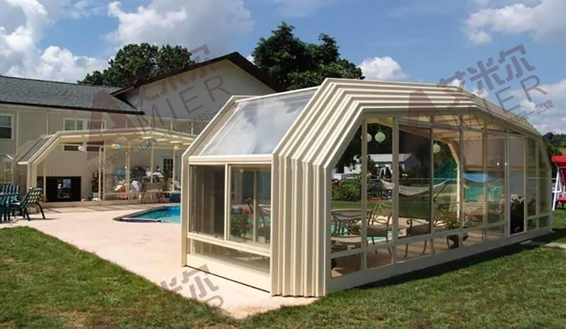 艾米雅阳光房赋予生活新活力,重新定义休闲方式